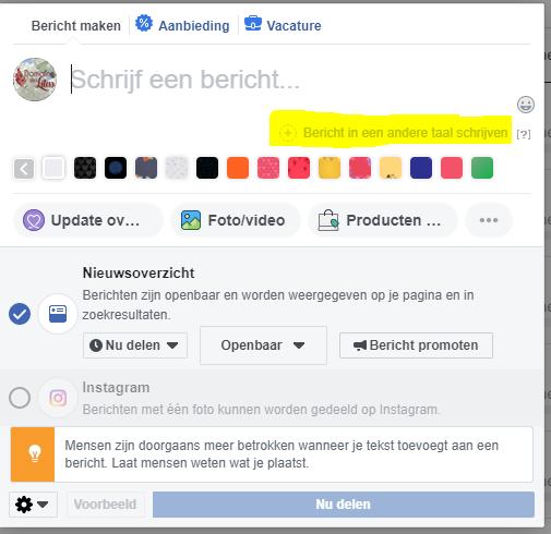 meertalige-facebook-stap5
