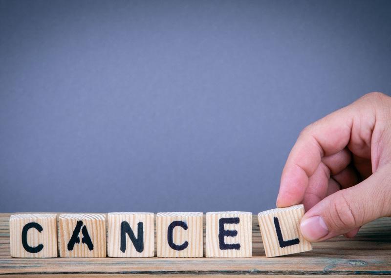 Annuleringsvoorwaarden - wat zijn jouw annuleringsvoorwaarden