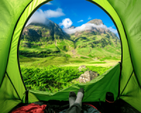 Camping beginnen - stappenplan voor beginners